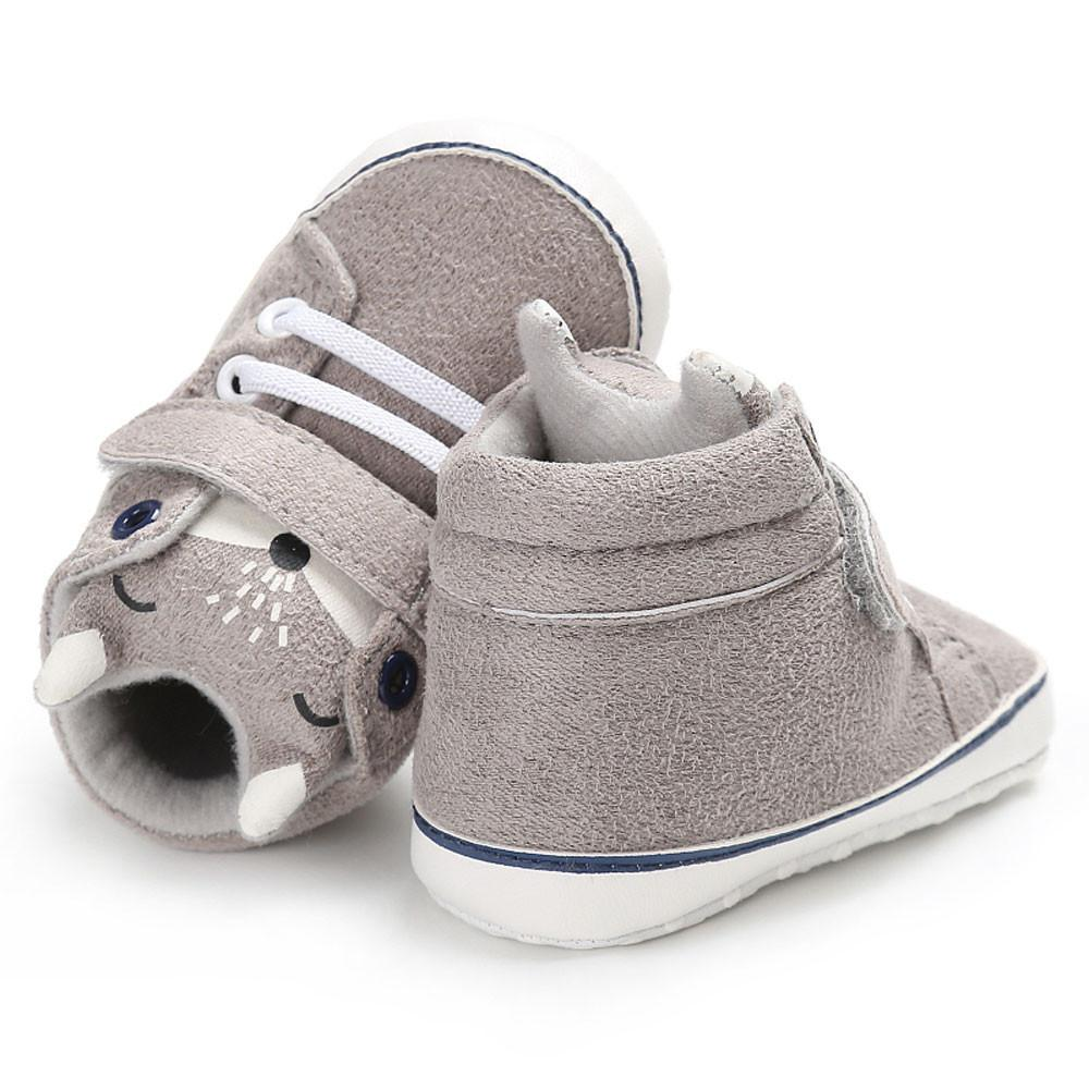 Calvin Baby Sneakers - Okiedokee Children's Boutique Kids Fashion Baby Clothes Cool Children's Clothing