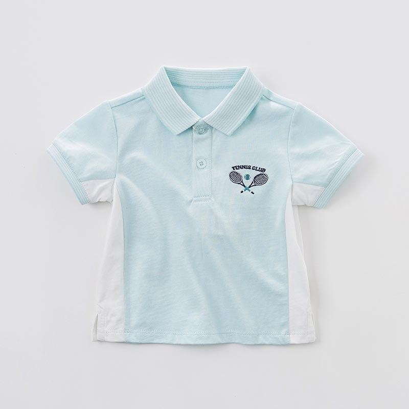 Tennis Club Knit Polo Shirt