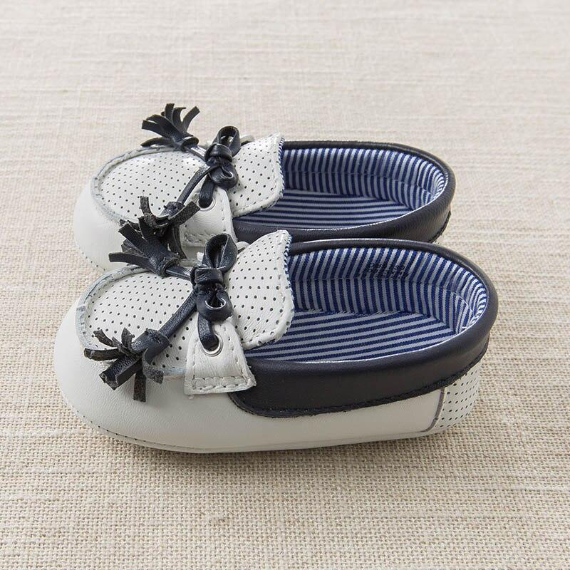 Chase Leather Baby Loafers - Okiedokee Children's Boutique Kids Fashion Baby Clothes Cool Children's Clothing
