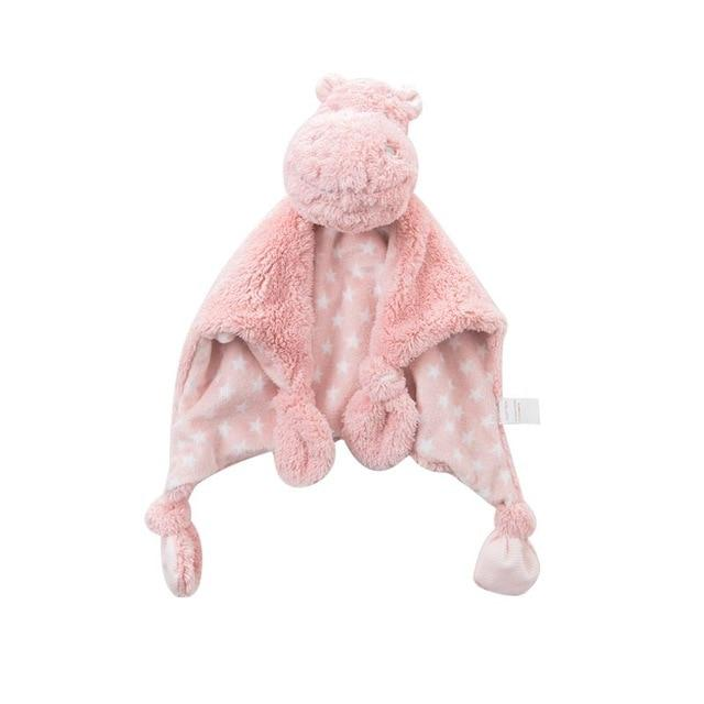 Cozy Companion Blankie - Multiple Styles Available - Okiedokee Children's Boutique Kids Fashion Baby Clothes Cool Children's Clothing