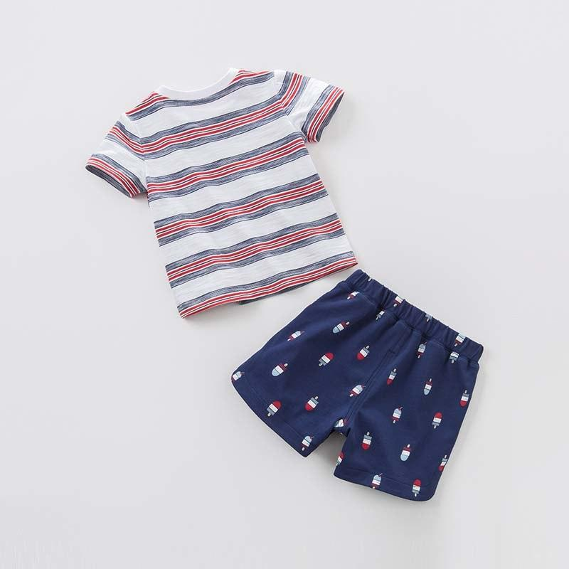 Beckham Set - Okiedokee Children's Boutique Kids Fashion Baby Clothes Cool Children's Clothing