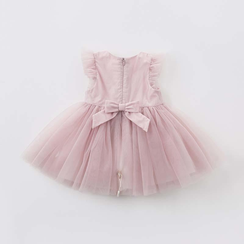 Amaris Dress - Okiedokee Children's Boutique Kids Fashion Baby Clothes Cool Children's Clothing