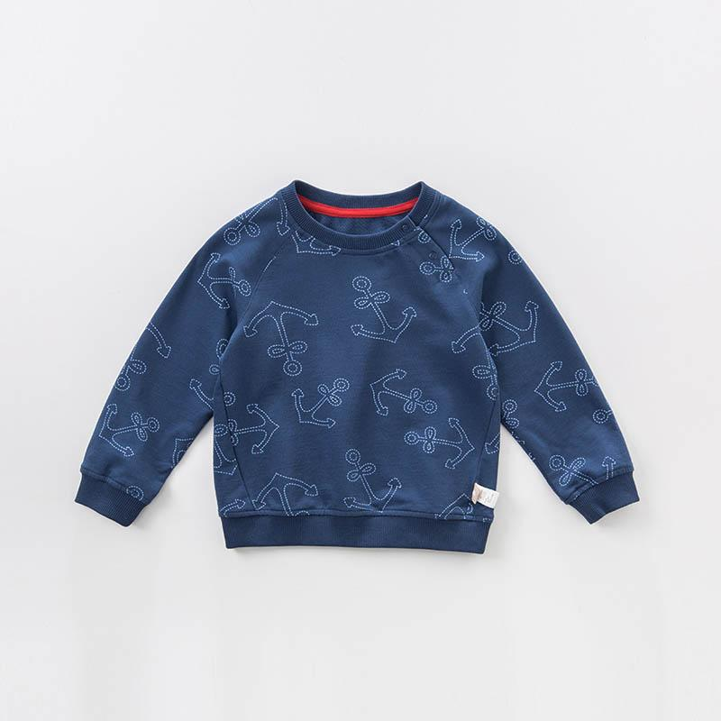 Collin Knit Crew - Okiedokee Children's Boutique Kids Fashion Baby Clothes Cool Children's Clothing