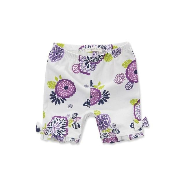 Flower Knit Shorts - Multiple Styles Available