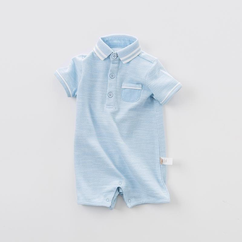 Brentley Romper - Okiedokee Children's Boutique Kids Fashion Baby Clothes Cool Children's Clothing
