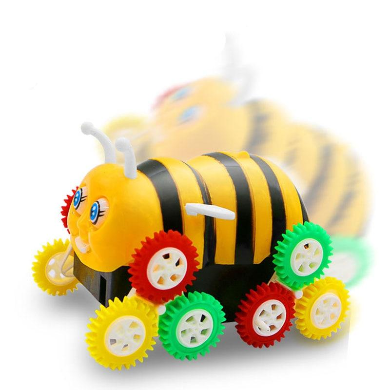 Baby Bee Tumble Toy - Okiedokee Children's Boutique Kids Fashion Baby Clothes Cool Children's Clothing