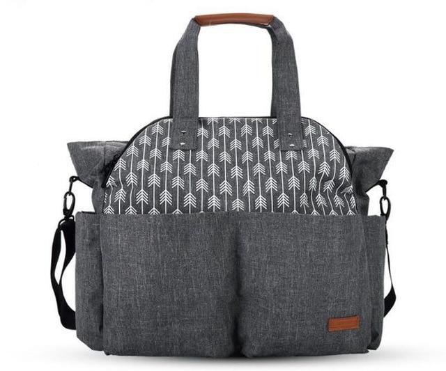 Becker Diaper Bag - Okiedokee Children's Boutique Kids Fashion Baby Clothes Cool Children's Clothing