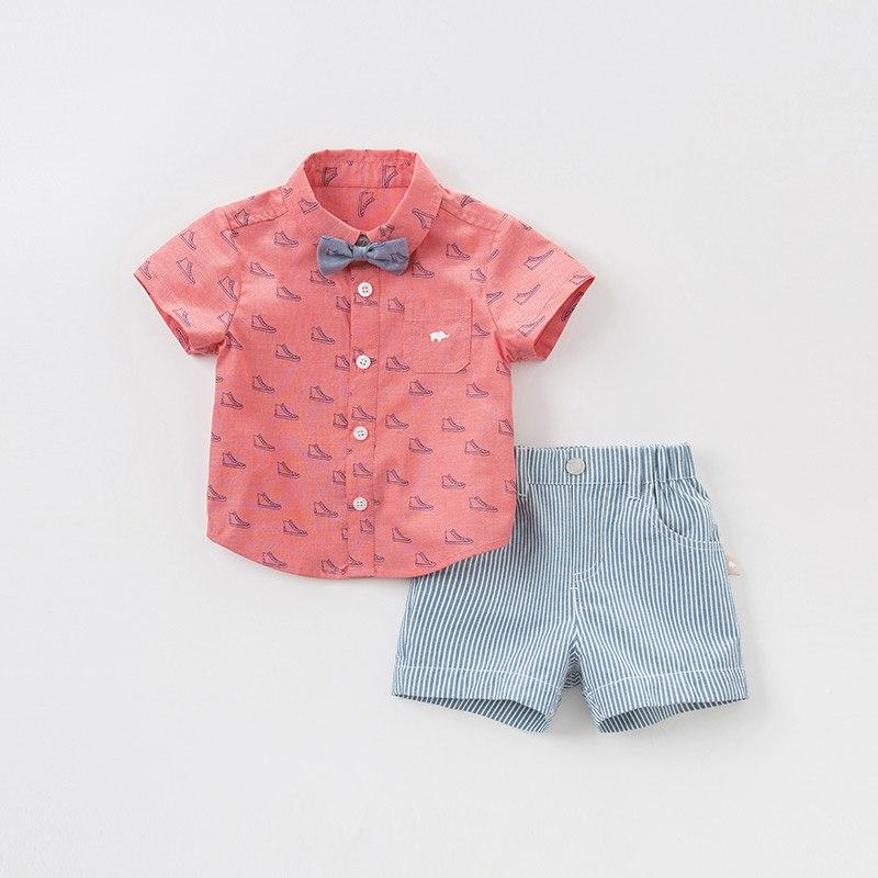 Conrad Summer Set - Okiedokee Children's Boutique Kids Fashion Baby Clothes Cool Children's Clothing