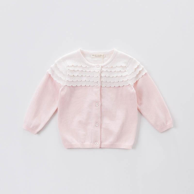 Amelia Knit Cardigan - Okiedokee Children's Boutique Kids Fashion Baby Clothes Cool Children's Clothing
