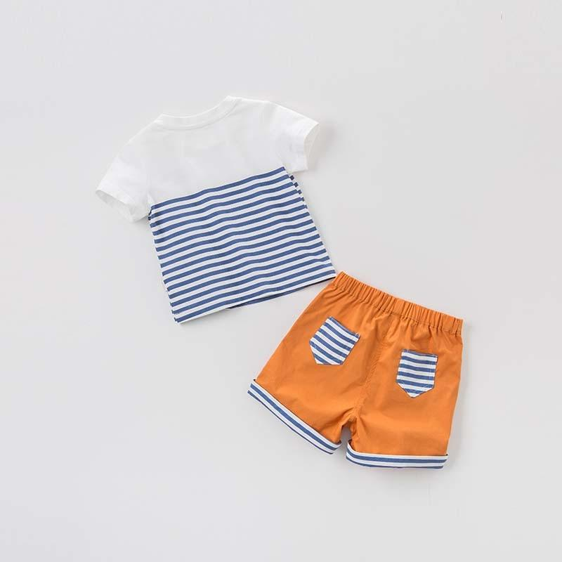 Clayton Set - Okiedokee Children's Boutique Kids Fashion Baby Clothes Cool Children's Clothing