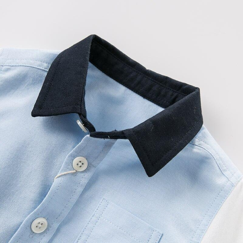 Luke Twill Button Down Shirt