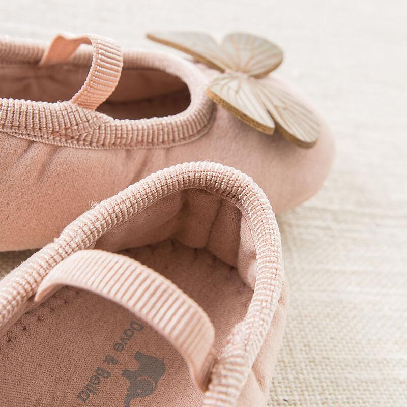 Butterfly Baby Shoes - Okiedokee Children's Boutique Kids Fashion Baby Clothes Cool Children's Clothing