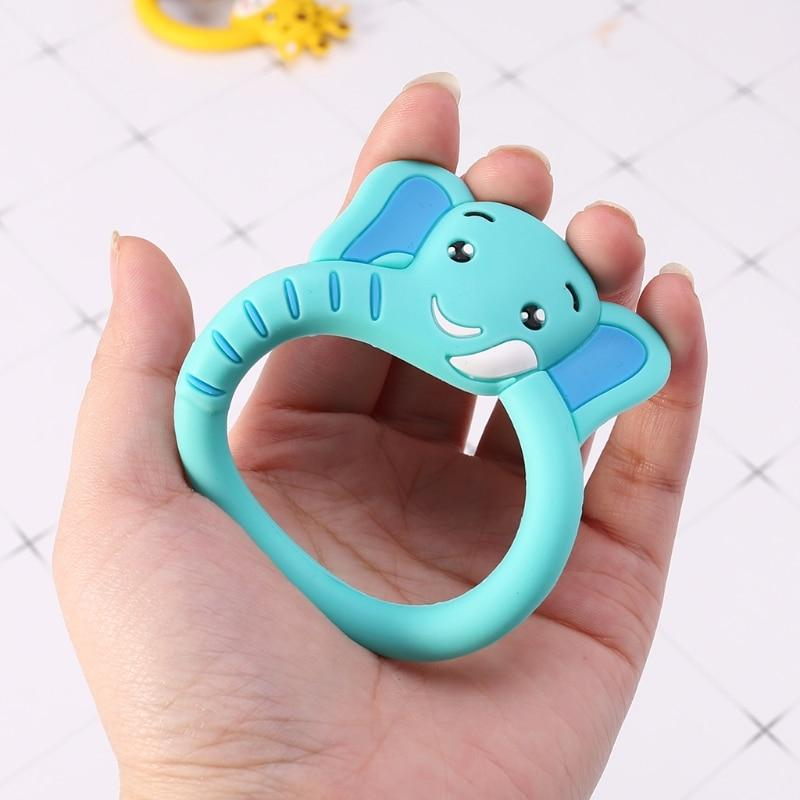 Nosh Baby Teether - Multiple Styles Available - Okiedokee