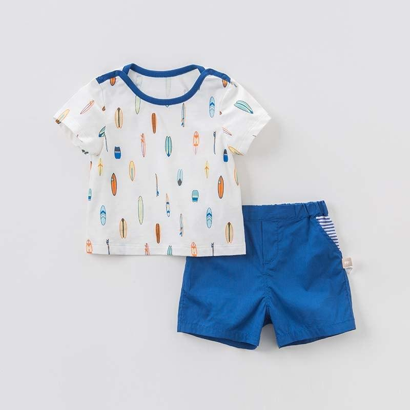 Bodie  Set - Okiedokee Children's Boutique Kids Fashion Baby Clothes Cool Children's Clothing