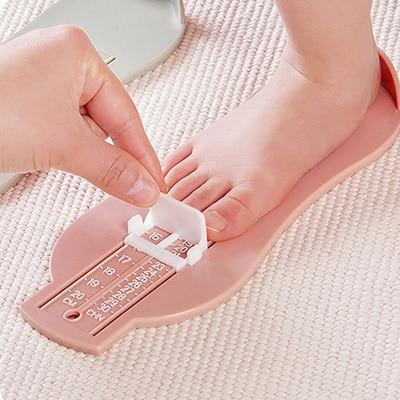 Children's Foot Measure Tool - Okiedokee Children's Boutique Kids Fashion Baby Clothes Cool Children's Clothing