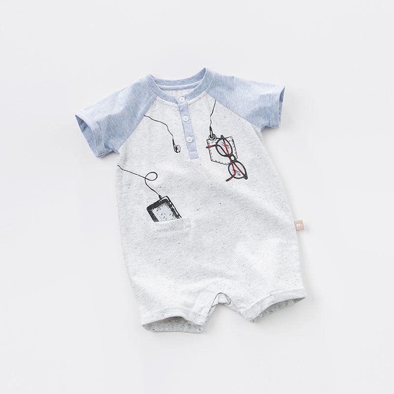 Conroy Romper - Okiedokee Children's Boutique Kids Fashion Baby Clothes Cool Children's Clothing