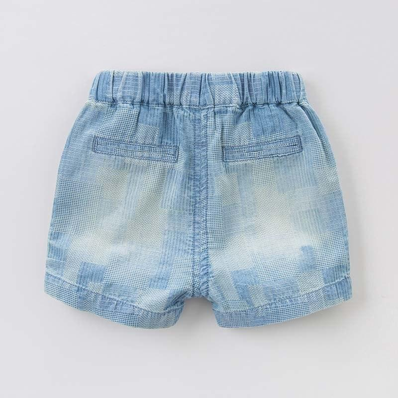 Keegan Denim Shorts