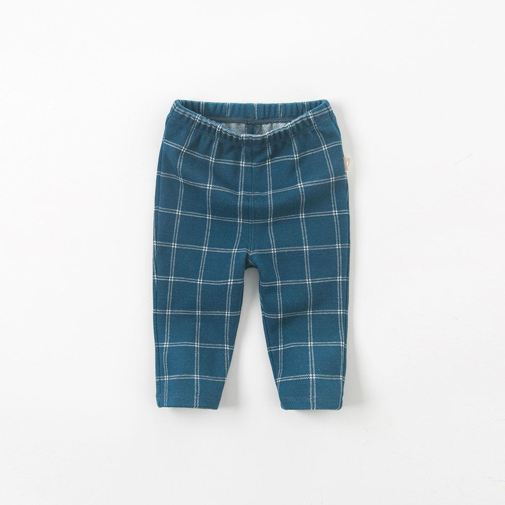 Carolina Plaid Knit Pants - Okiedokee Children's Boutique Kids Fashion Baby Clothes Cool Children's Clothing