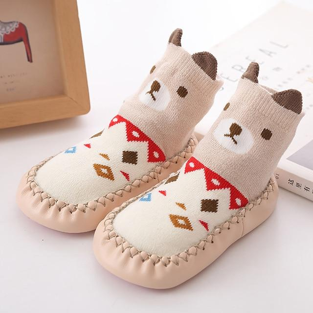 Cozy Animal Booties - Multiple Styles Available - Okiedokee Children's Boutique Kids Fashion Baby Clothes Cool Children's Clothing