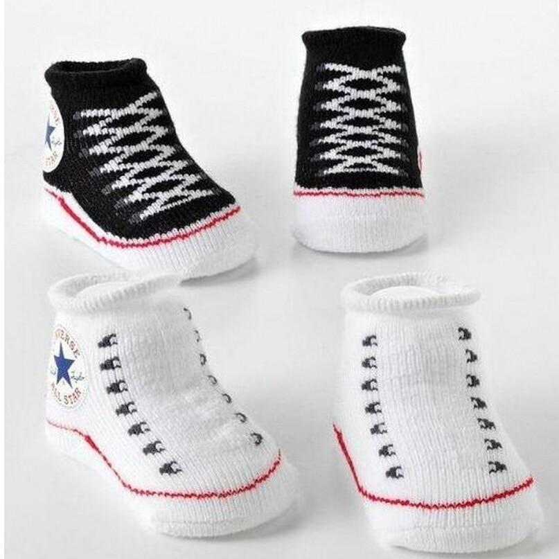 Classic Connie Sneaker Socks - Okiedokee Children's Boutique Kids Fashion Baby Clothes Cool Children's Clothing