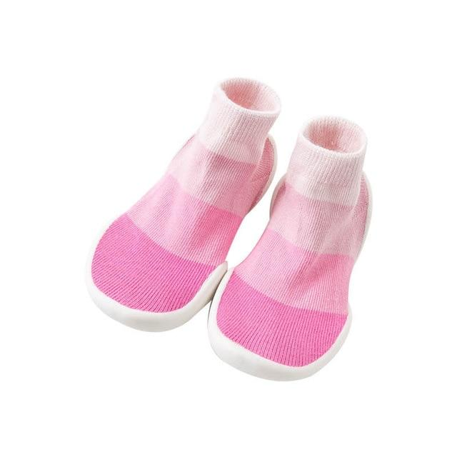 Cindy Toddler Slipper Socks - Okiedokee Children's Boutique Kids Fashion Baby Clothes Cool Children's Clothing