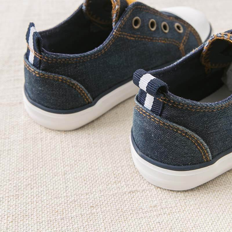 Connor Toddler Sneakers - Okiedokee Children's Boutique Kids Fashion Baby Clothes Cool Children's Clothing
