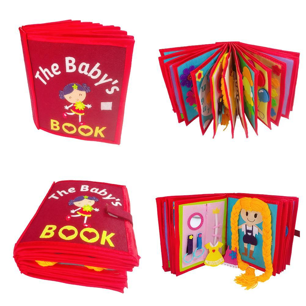 Busy Book Kit - Okiedokee Children's Boutique Kids Fashion Baby Clothes Cool Children's Clothing