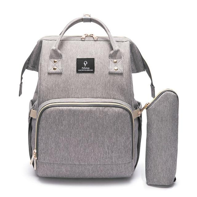 Ciara Diaper Bag With USB Charger - Multiple Styles Available - Okiedokee