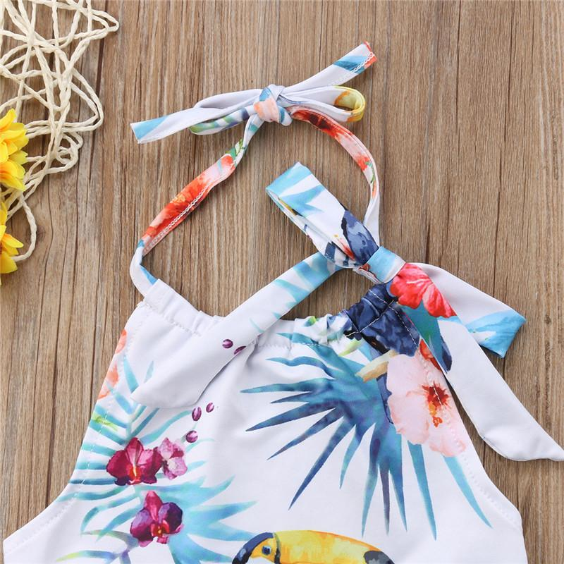 Tropical Toucan Swim Suit - Okiedokee