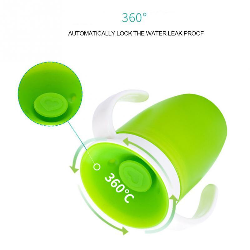 360 Degree Leakproof Drinking Cup - Multiple Styles Available - Okiedokee