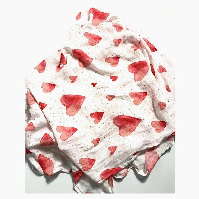 Alex & Ayla Muslin Baby Wrap Blanket - Multiple Styles Available - Okiedokee Children's Boutique Kids Fashion Baby Clothes Cool Children's Clothing