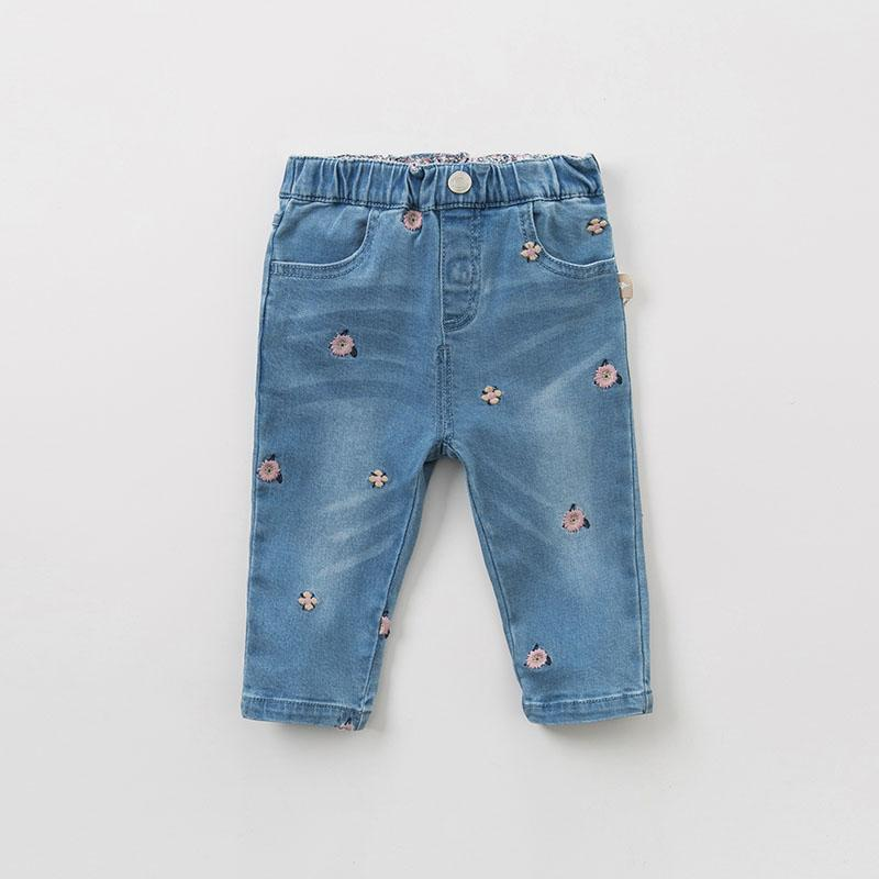 Charlize Denim Pants - Okiedokee Children's Boutique Kids Fashion Baby Clothes Cool Children's Clothing