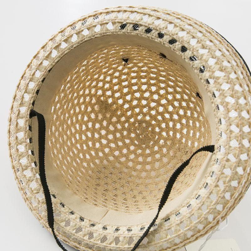 Gannon Straw Summer Hat