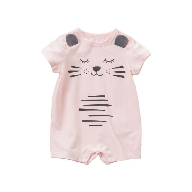 Annabel Romper - Okiedokee Children's Boutique Kids Fashion Baby Clothes Cool Children's Clothing
