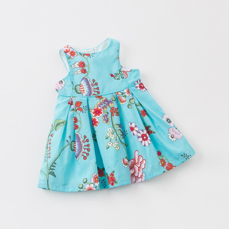 Arielle Dress - Okiedokee Children's Boutique Kids Fashion Baby Clothes Cool Children's Clothing