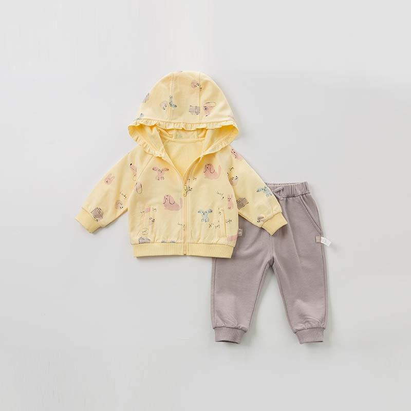 Avery Knit Set - Okiedokee Children's Boutique Kids Fashion Baby Clothes Cool Children's Clothing