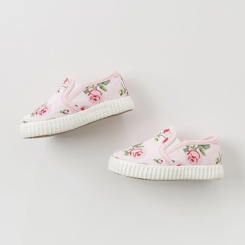 Elizabeth Rose Toddler Slip Ons