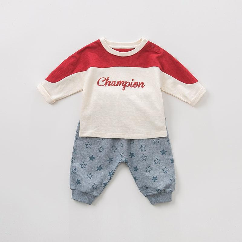 """Play Like a Champion"" Knit Crew - Okiedokee Children's Boutique Kids Fashion Baby Clothes Cool Children's Clothing"