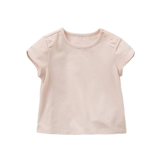 Cleo Knit Tee - Okiedokee Children's Boutique Kids Fashion Baby Clothes Cool Children's Clothing