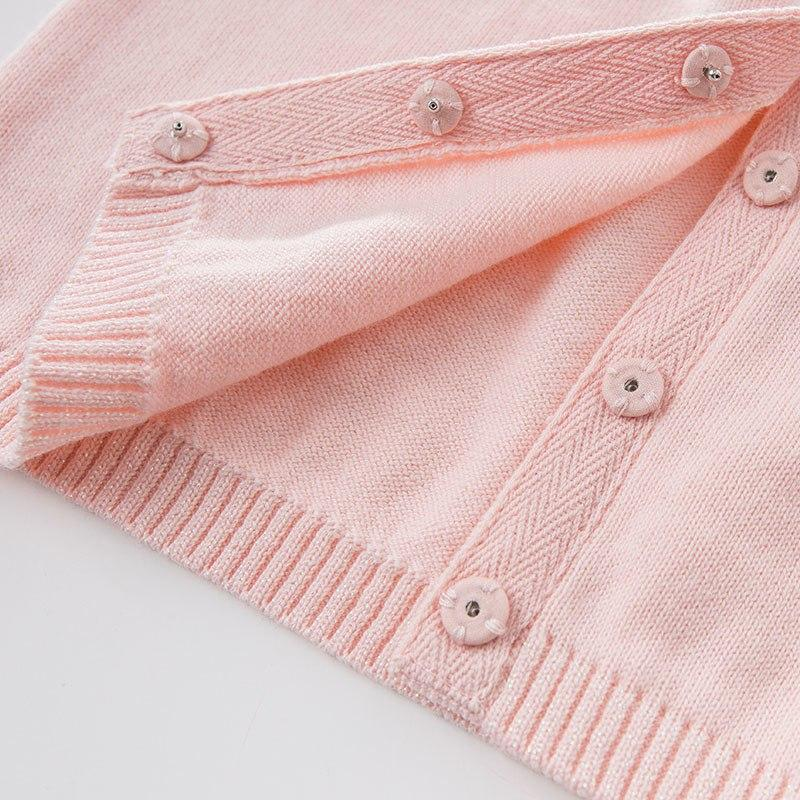 Orabela Short Sleeve Knit Cardigan