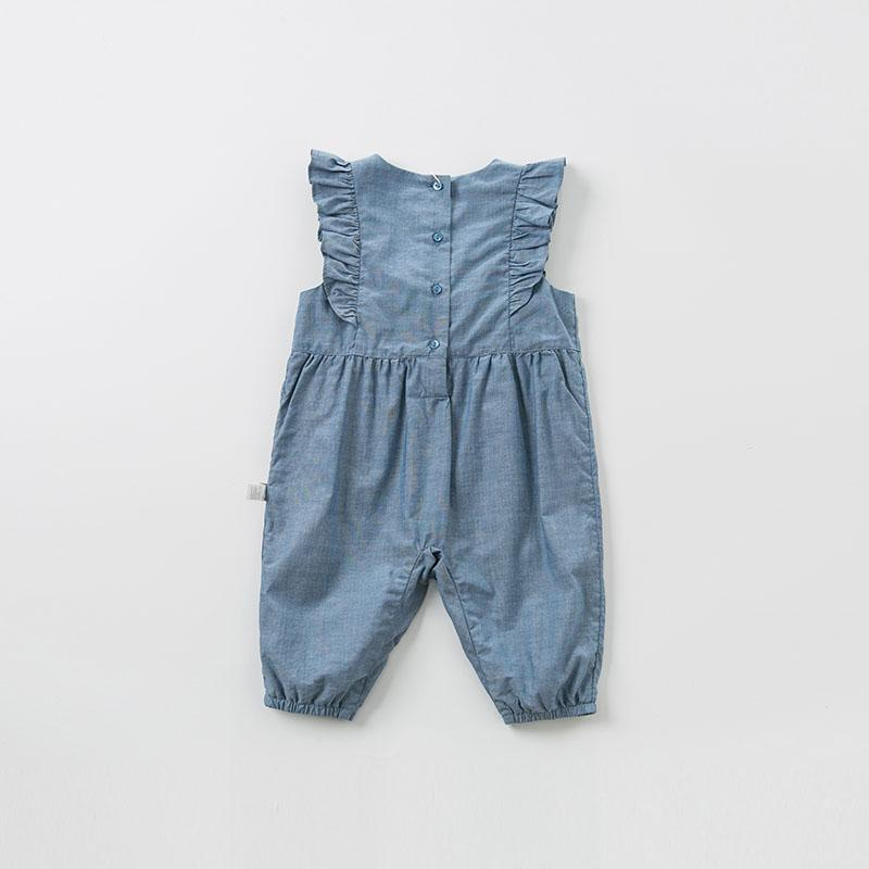 Alexa Romper - Okiedokee Children's Boutique Kids Fashion Baby Clothes Cool Children's Clothing