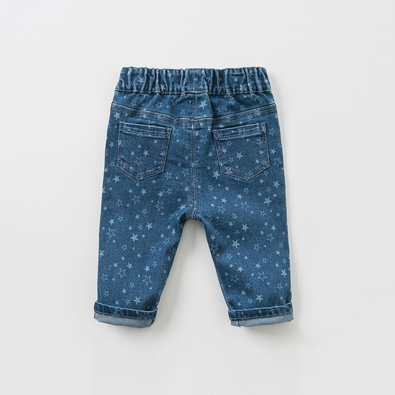 Bronwyn Denim Pants - Okiedokee Children's Boutique Kids Fashion Baby Clothes Cool Children's Clothing