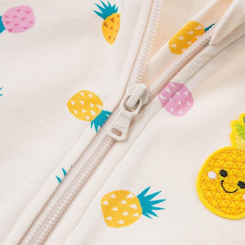 Pineapple Knit Set