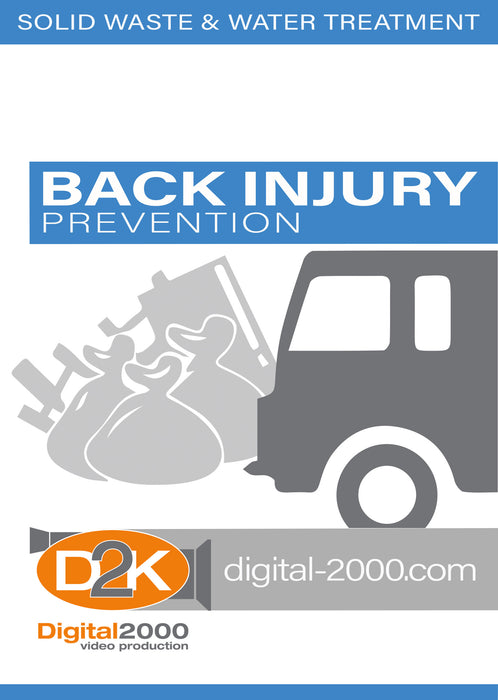 Back Injury Prevention (Waste Management)