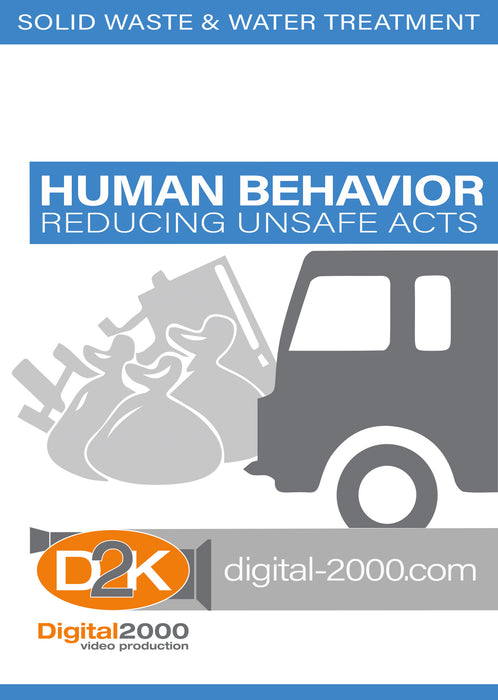 Human Behavior - Reducing Unsafe Acts