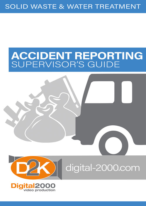 Accident Reporting - Supervisor's Guide