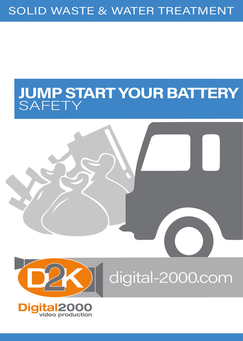 Jump Start Your Battery Safety (Waste Management)