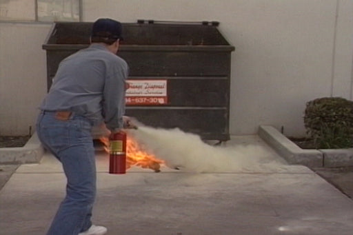Fire Extinguisher 2000 (Waste Management)