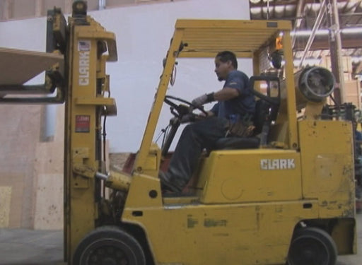 Forklift Operator Training