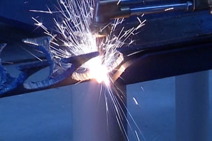 Health and Safety Factors In Welding Operations (Machinery)